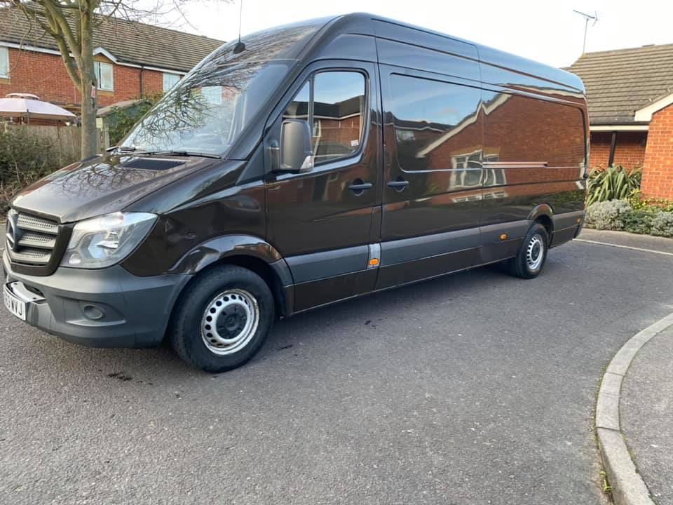 Used Mercedes-Benz Sprinter for sale Ilford, UK • 3WEBS.CO